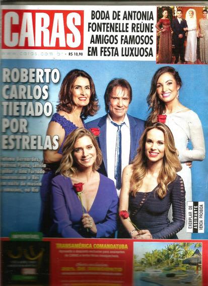 Revista Caras 1154/2015 - Roberto Carlos/xuxa/anitta/silvio