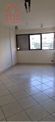Comercial Para Venda, 0 Dormitórios, Vila Mariana - São Paulo - 1743