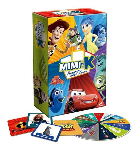 Juego De Mesa Mimica  Mimi-k Pixar