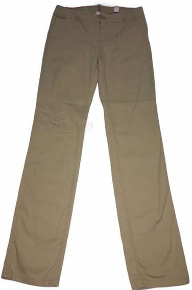 Pantalon Gabardina Elastizado T14 Justice (ju7) Slim