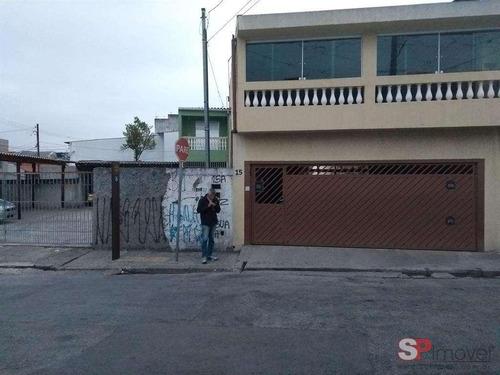 Imagem 1 de 3 de Sobrado Com 3 Dormitórios À Venda, 540 M² Por R$ 2.000.000,00 - Sítio Do Mandaqui - São Paulo/sp - So1287v