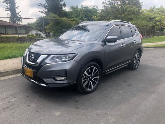 Nissan Xtrail Exclusive 4x4 2019 Full