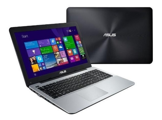 Notebook Asus X555l I5 6gb 500gb Geforce 15,6