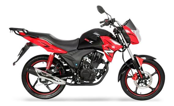 Moto 125z Euro Iii +soat+tarjeta Y Placa+ Casco Certificado