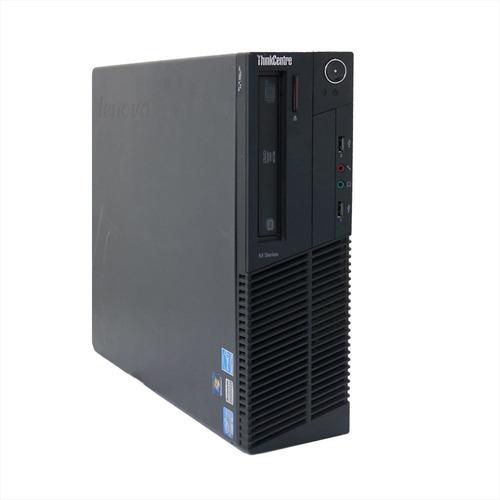 Desktop Lenovo Thinkcentre M81 I3 2gb 160gb - Usado
