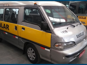 Hyundai H100 2.6 Gls 16 Lugares Escolar 2001/2001