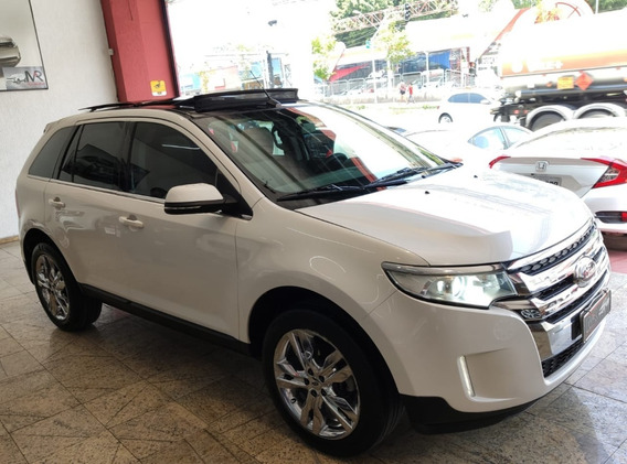 Ford Edge 3.5 Limited Awd 2014 Impecável