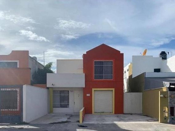 Casa Con Local Comercial En Venta En Avenida De Francisco De Montejo