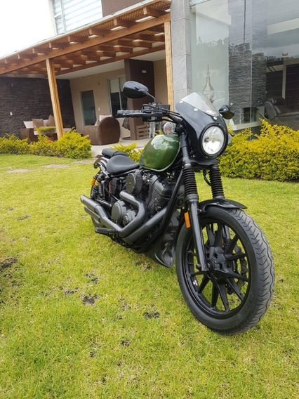 Vendo Hermosa Yamaha Bolt Star
