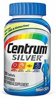 Enciclopedia Centrum Silver Hombre 50+
