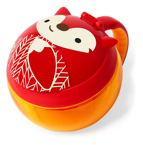 Taza P/snack Skip Hop Bebé Rojo Sh252571