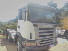 Scania G470 Bug Pesado