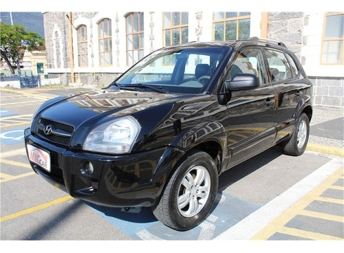 Imagem 1 de 10 de Hyundai Tucson 2.0 Mpfi Gl 16v 142cv 2wd Gasolina 4p Automát