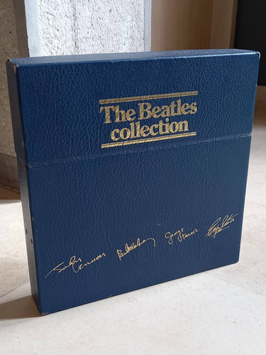 The Beatles. Coleccion Caja Azul Lp's