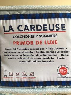 Colchón La Cardeuse De Resortes 0,70 X 1,90