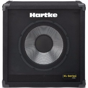 Caixa Hartke 115xl 1x15 Cone De Aluminio