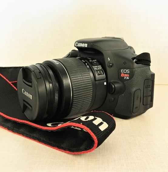 Câmera Canon Rebel T3i Eos 600d