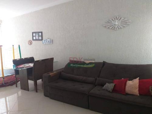 Imagem 1 de 23 de Casa À Venda, 150 M² Por R$ 430.000,00 - Jardim Oasis - Taubaté/sp - Ca5301