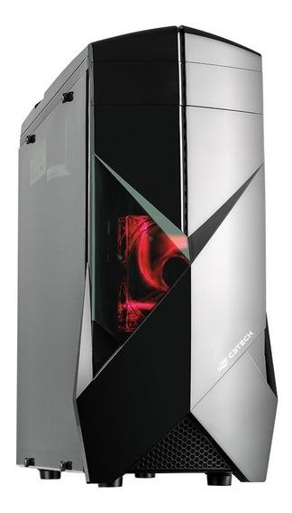 Pc Gamer Amd A6 7400k+8gb+ssd120gb+real 500w+vídeo Radeon R5