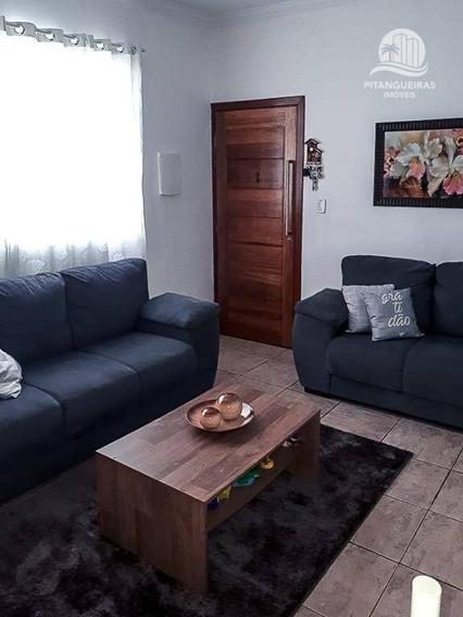 Sobrado Com 2 Dormitórios À Venda, 85 M² - Vila Santa Rosa - Guarujá/sp - So0039