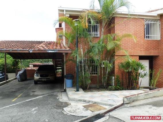 Townhouses En Venta La Union El Hatillo Mls #16-15865