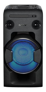 Minicomponente Vertical Sony 250 Watts Luces Led Mhc-v11