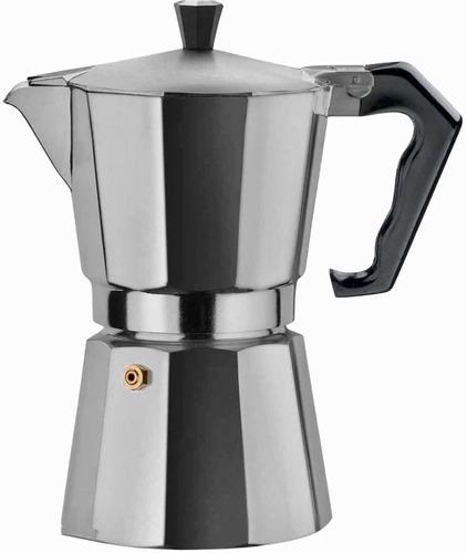 Cafetera Espresso Primula En Aluminio  9 Tazas Ref 3309