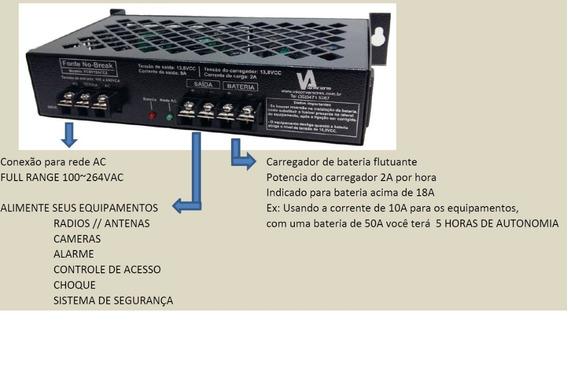 Fonte Nobreak Fc1012 - Cftv - 148w