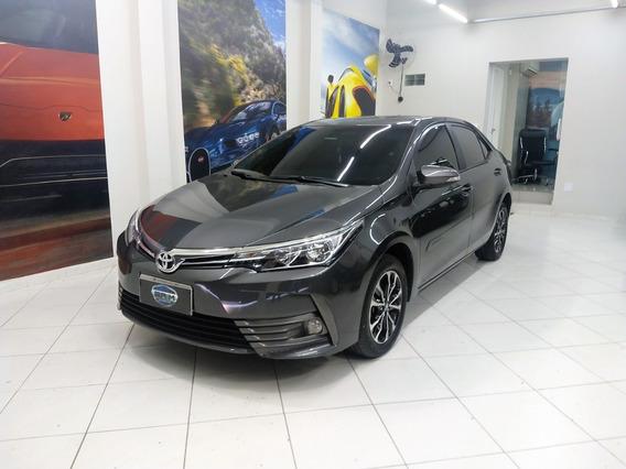 Toyota Corolla Gli 1.8 Cvt Com Todos Os Ups Do Xei