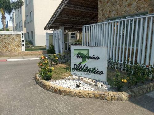 Imagem 1 de 29 de Apartamento À Venda, 65 M² Por R$ 240.000,00 - Atlântica - Rio Das Ostras/rj - Ap0532