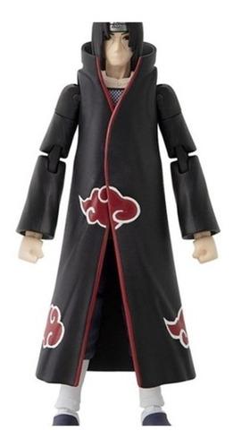 Boneco Itachi Uchiha - Naruto Shippuden Anime Heroes Bandai