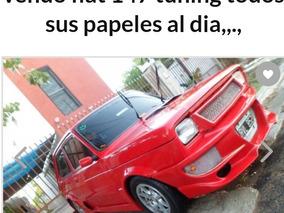 Fiat 147 1.1 T 1988,., Escucho Oferta., Muy Buen Estado En G