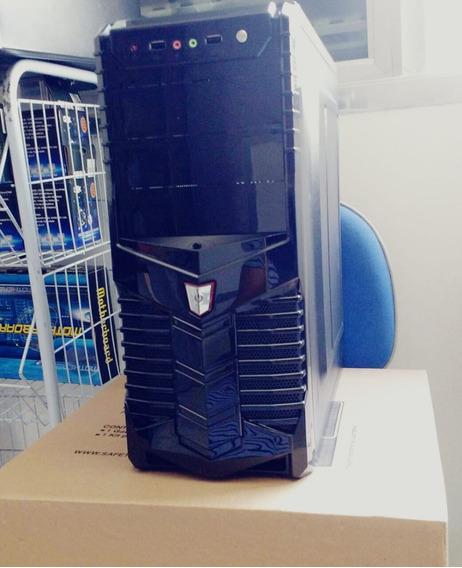 Cpu Core 2 Quad - Q6600 4 Gb - Hd 160 Gb/ Placa De Vídeo 512