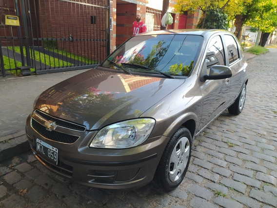 Chevrolet Celta 1.4 Lt Ab+abs 2013