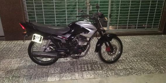 Zanella Rx 125 Sport Impecable Sin Deuda Titular Financio