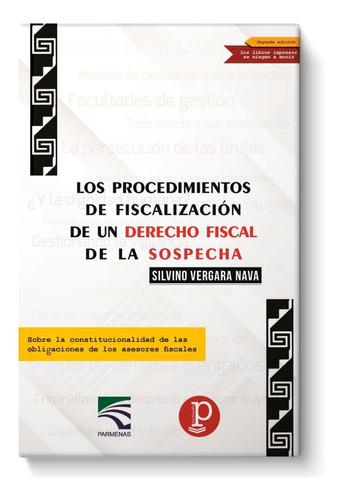 Libro Los Procedimientos De Fiscalización 2da Edición