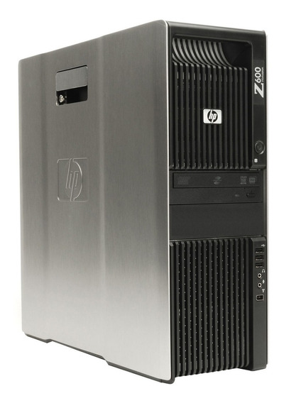 Workstations Hp Z600 Xeon Qc 8g / Hd500gb / Quadro Fx3800