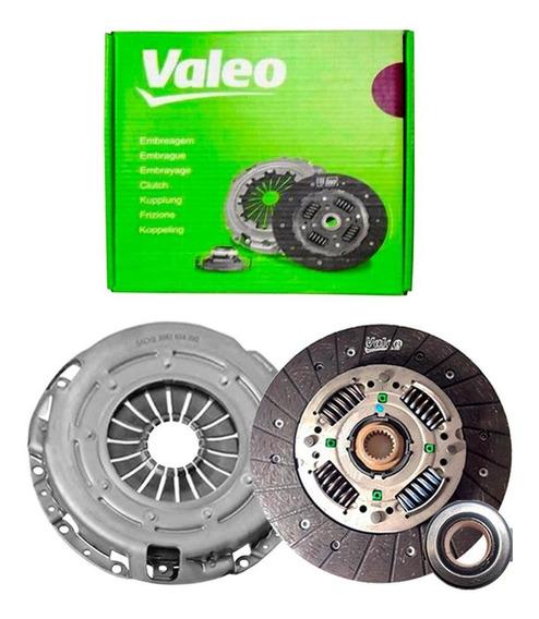 Kit Embreagem Fiat Ducato 2.5 2.8 2002 2003 2004 2005 Valeo