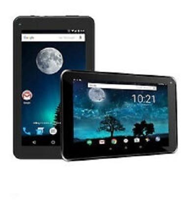 Imagen 1 de 8 de Tablet Supersonic 7  1gb 8gb Android 5.1 Lollipop Negro Fhd