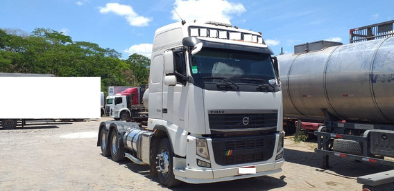 Volvo Fh540 Globetrotter 6x4 Ano 2014 Bug Leve Ishift = R480