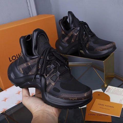 Tenis Louis Vuitton Zapatos Botines Gucci Meses Sin Interese