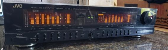 Equalizador Jvc Sea-m770x
