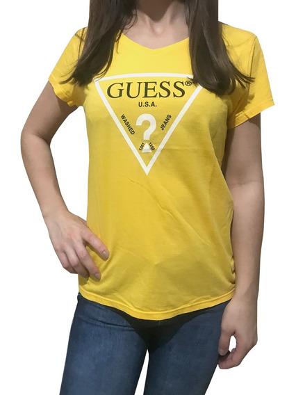 Blusa Camiseta Feminina Guess + Cores