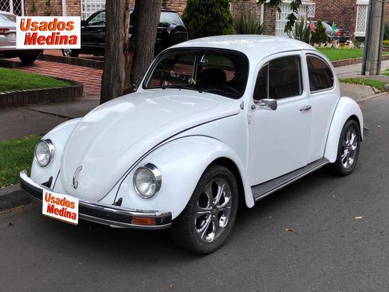 Volkswagen Escarabajo Mecanico 1.3