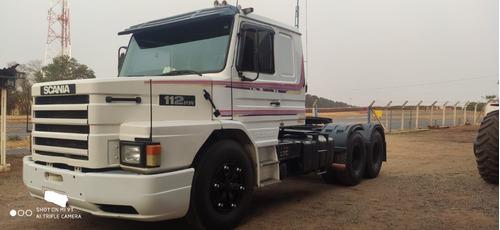 Imagem 1 de 8 de Scania 112hw Ano 90
