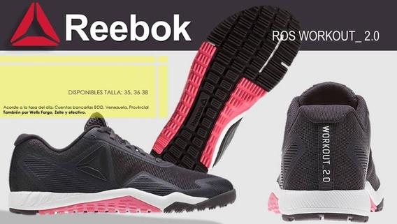Gomas Reebok Ros Workout_2.0 Dama
