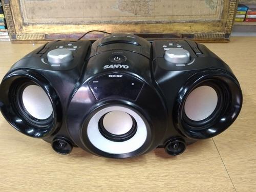 Reproductor De Cd Bluetooth Sanyo Mdx1900bt Usb Mp3
