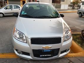 Chevrolet Aveo 1.6 Ltz Bolsas De Aire Y Abs Nuevo At 2016
