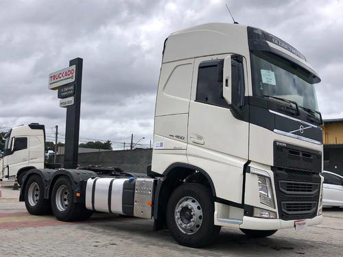 Imagem 1 de 15 de Volvo Fh 460 2018 6x2 - I-shift - No Cavalo=mercedes,cargo