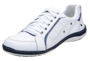 Tenis Masculino Sapato Macio Couro Legitimo100%confort+brind